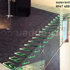 all glass stair LED lighted treads close shot 247x247 - TRANG CHỦ