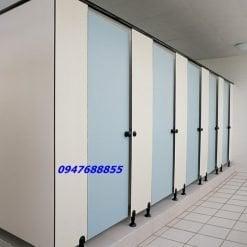 vách ngăn vệ sinh compact laminate
