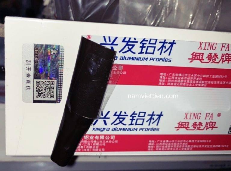 cua nhom xingfa nhap khau chinh hang 2 768x568 - Báo giá cửa nhôm Xingfa 2021