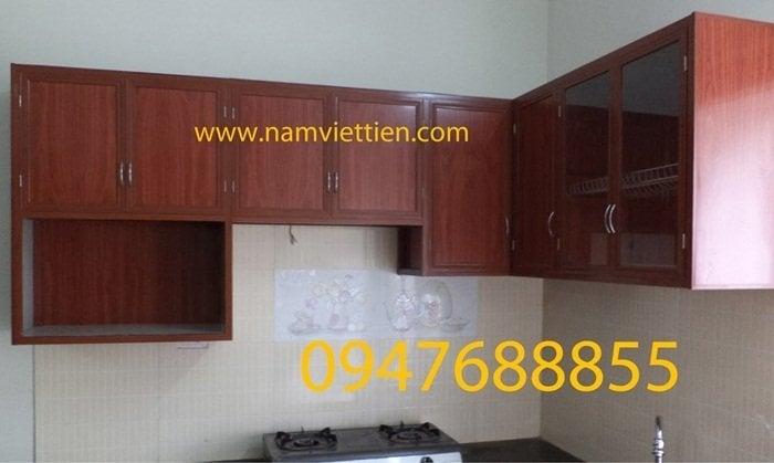dsc00156 201307222218 1 - Tủ kệ bếp nhôm kính treo tường