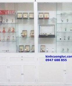 Tủ trưng bày mỹ phẩm