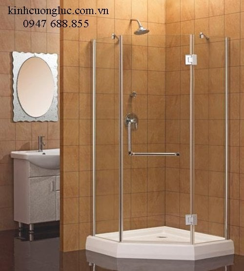 phong tam luc giac 4 - Phòng tắm lục giác