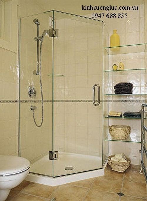 phong tam luc giac 5 - Phòng tắm lục giác
