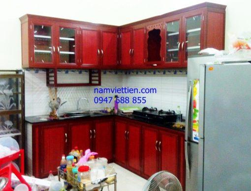 tu nhom treo tuong nha bep 510x389 - Tủ bếp hiện đại
