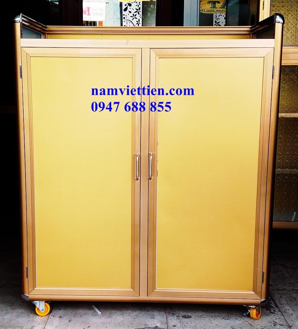 20170903 161055 - Mẫu tủ chén mini cao cấp