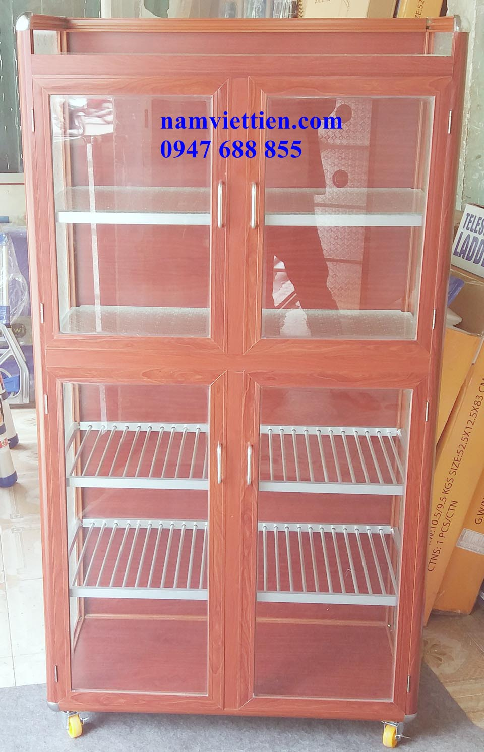 20180323 123340 - Tủ chén nhôm kính giá rẻ