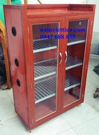 20181003 170230 1 - Tủ chén nhôm kính giá rẻ HCM