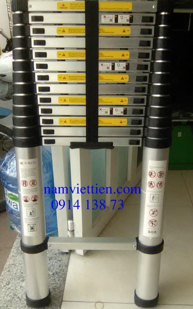 Cửa hàng bán thang nhôm TPHCM Hakawa HK-150 chính hãng