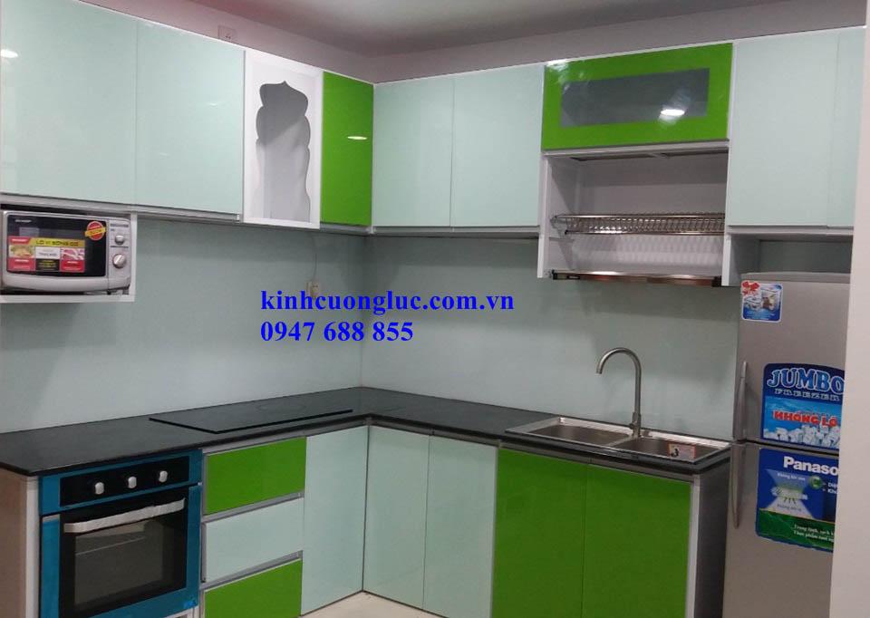 57f719b7c9632b3d7272 - Tủ bếp nhôm kính màu cường lực