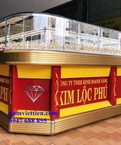 tủ bán vàng giá rẻ