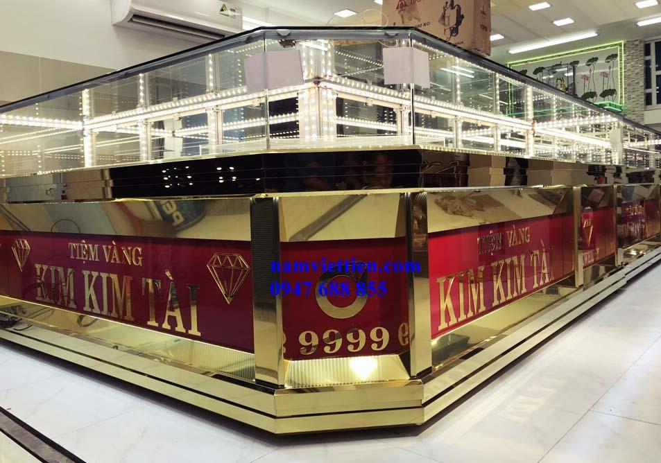 7 1 - Tủ bán vàng bạc