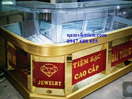 Xưởng sản xuất tủ nhôm kính giá rẻ