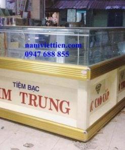 Nơi sản xuất tủ bán vàng