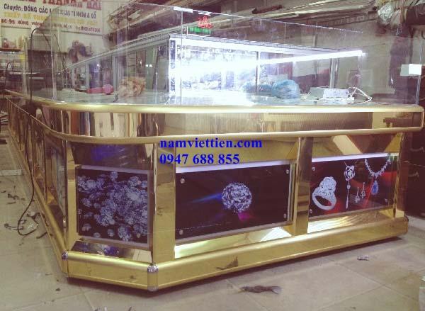 Tủ bán vàng cao cấp HCM