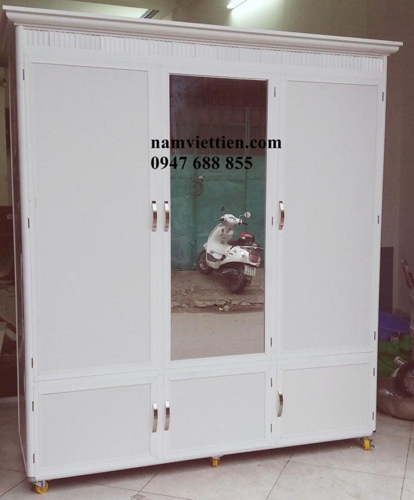 20170624 175331 847x1024 - Tủ đựng quần áo nhôm kính cao cấp