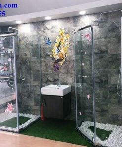 công ty lắp đặt phòng tắm kính