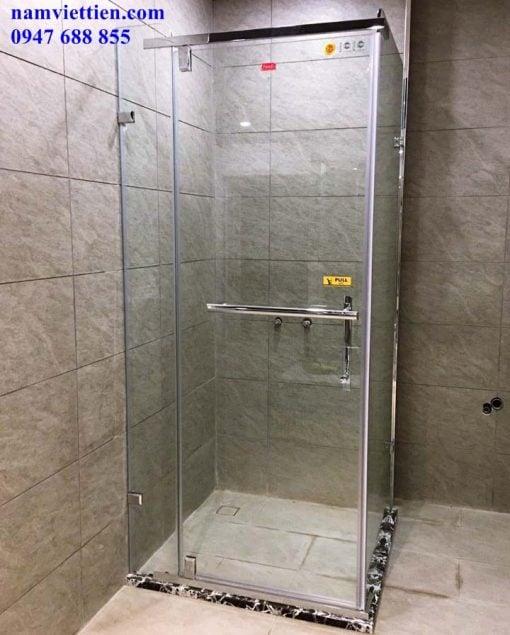 mẫu phòng tắm kính cao cấp
