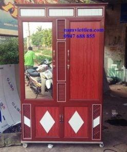 xưởng sản xuất tủ bán vàng