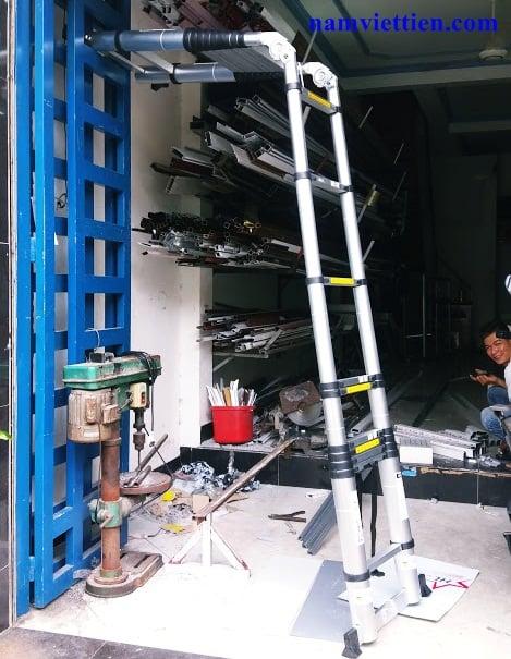 Cửa hàng bán thang nhôm giá rẻ HCM